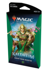 Magic: The Gathering Magic: The Gathering - Kaldheim Theme Booster Pack: Green