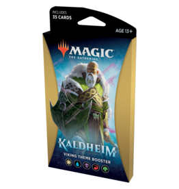 Magic: The Gathering MTG Kaldheim Theme Booster Pack: Viking