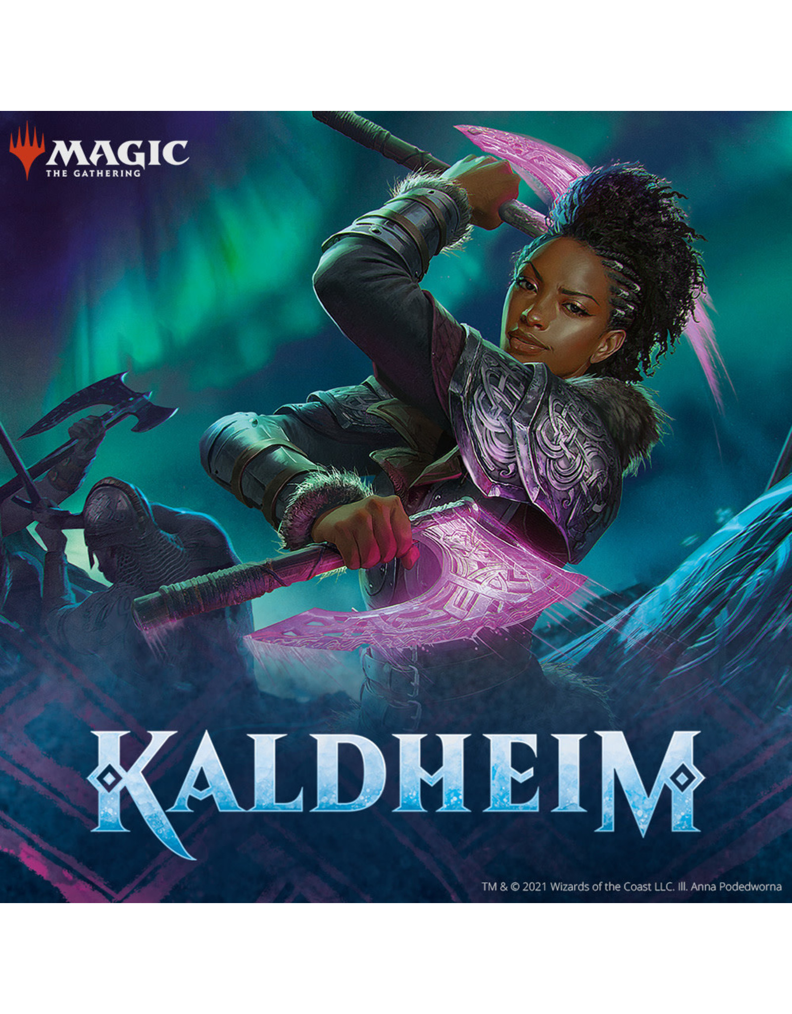 [Event] [Pickup Only] Magic: The Gathering - Kaldheim - Online Prerelease - Sunday 1/31
