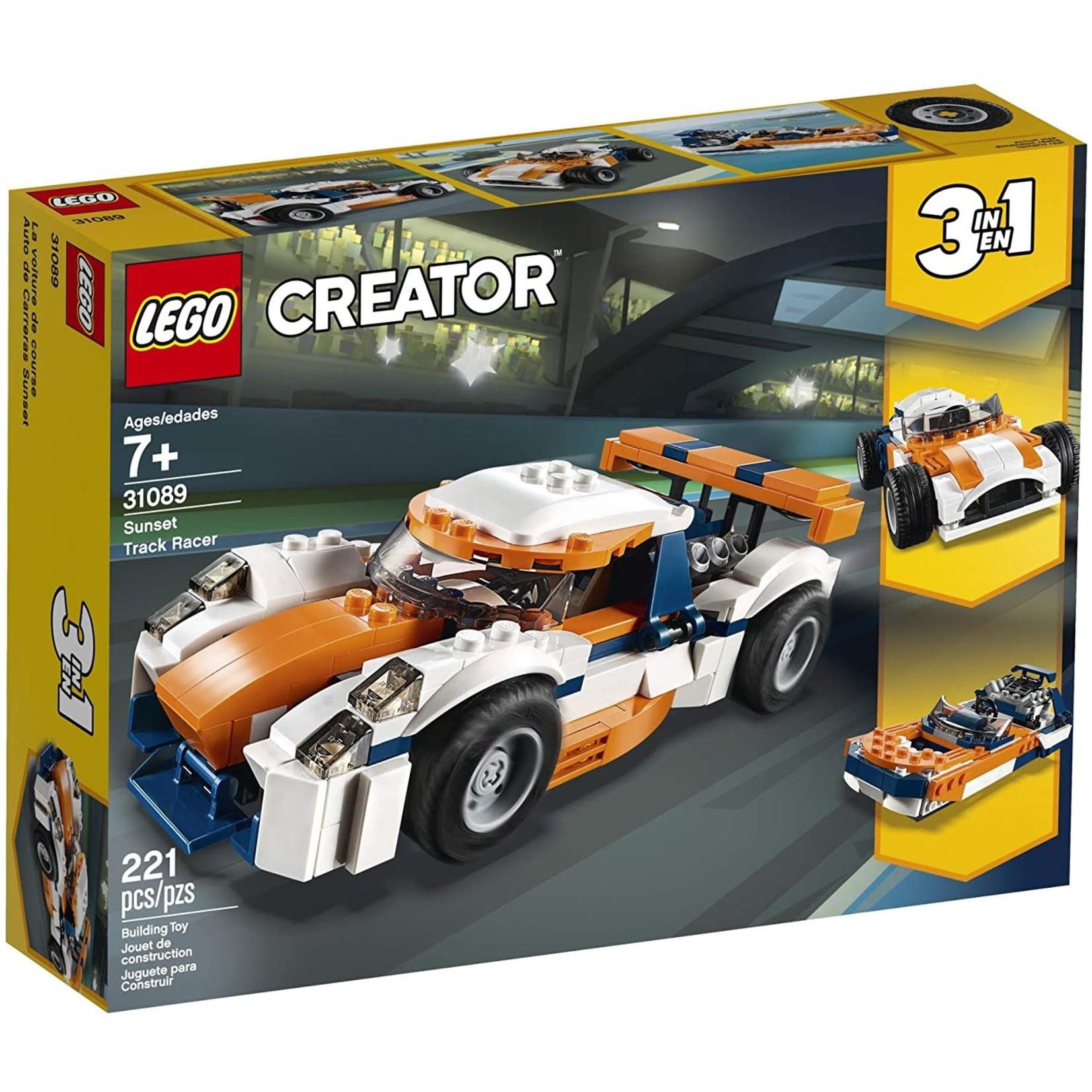 LEGO Lego Creator Sunset Track Racer