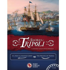 Fort Circle Games The Shores of Tripoli