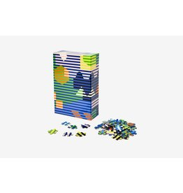Areaware Pattern Puzzle Lenticular  - 500 Piece Jigsaw Puzzle