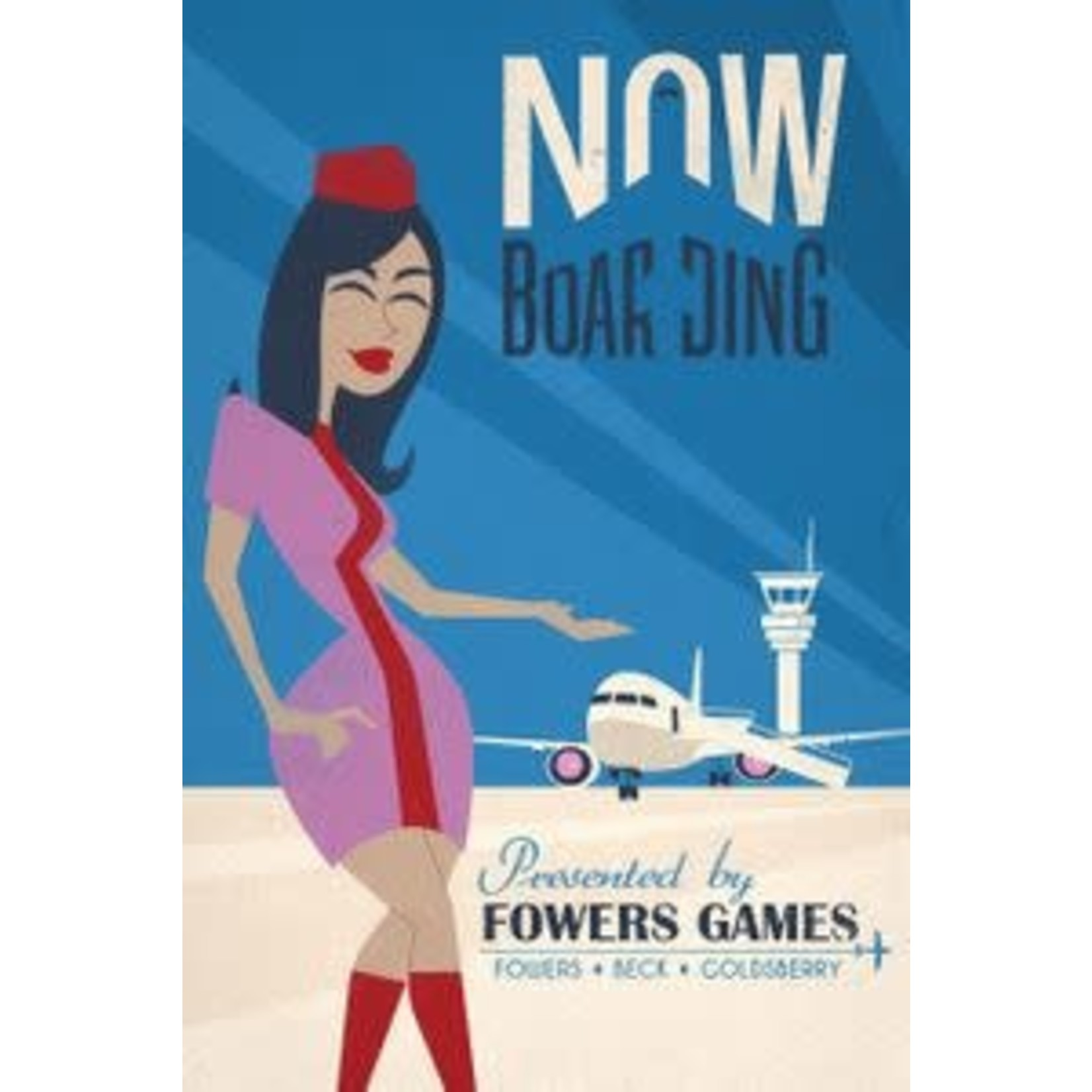 Fowers Games Now Boarding 2E