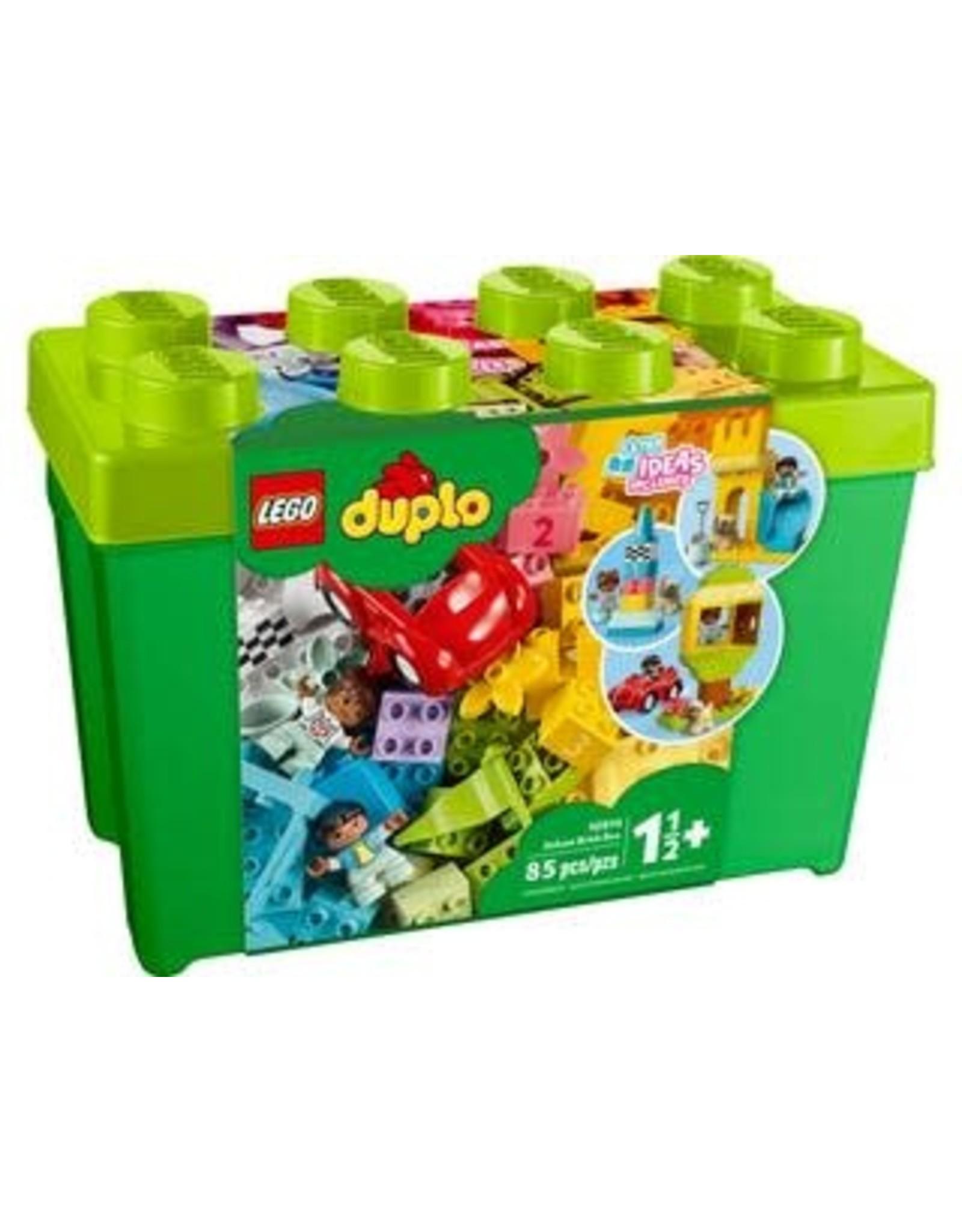 LEGO Lego Duplo Deluxe Brick Box 85p
