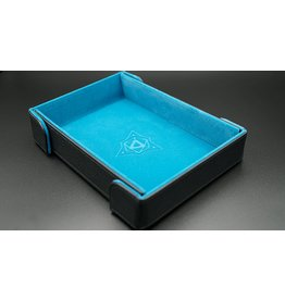 Die Hard Dice Dice Tray Magnetic Rectangle Teal