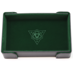 Die Hard Dice Dice Tray Magnetic Rectangle Green