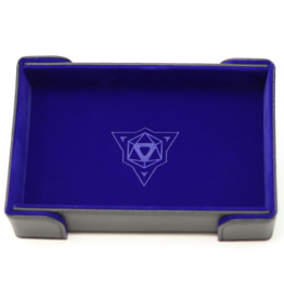 Die Hard Dice Dice Tray Magnetic Rectangle Blue