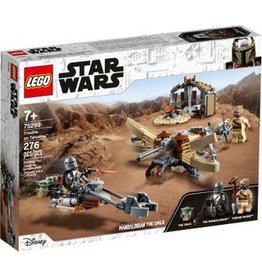 LEGO LEGO Star Wars Trouble on Tatooine