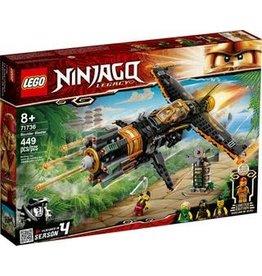 LEGO LEGO Ninjago Boulder Blaster