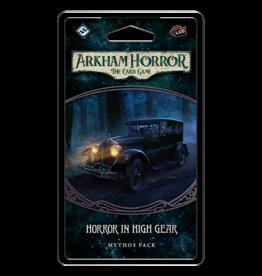 Asmodee Arkham Horror LCG: Horror in High Gear