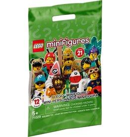LEGO LEGO Minifigure Series 21