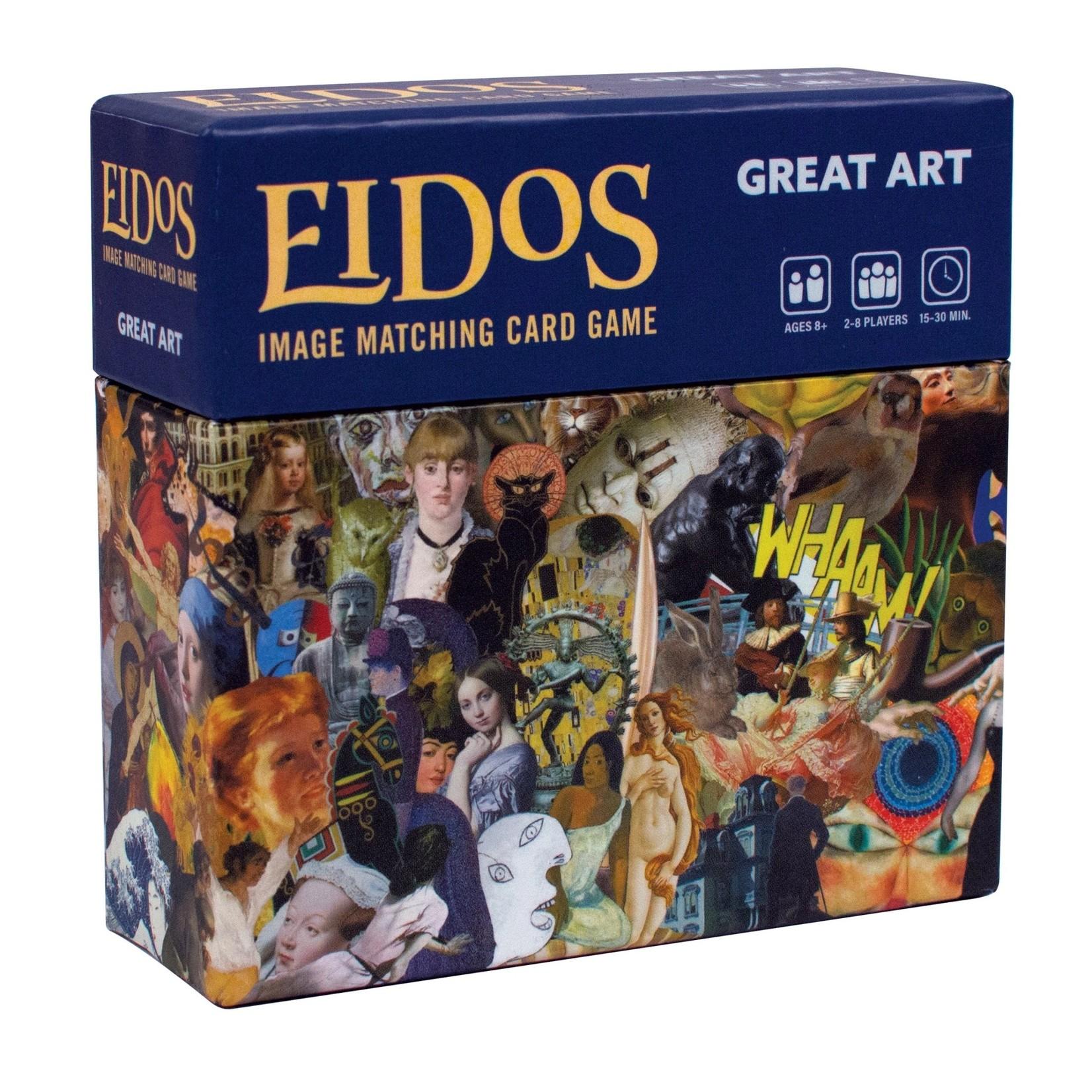 The Unemployed Philosophers Guild EIDOS Great Art