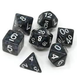 Die Hard Dice Die Hard Dice: 7-Set Resin Void Crystal