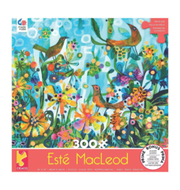 Ceaco Este MacLeod Bright Morning  - 300 Piece Jigsaw Puzzle