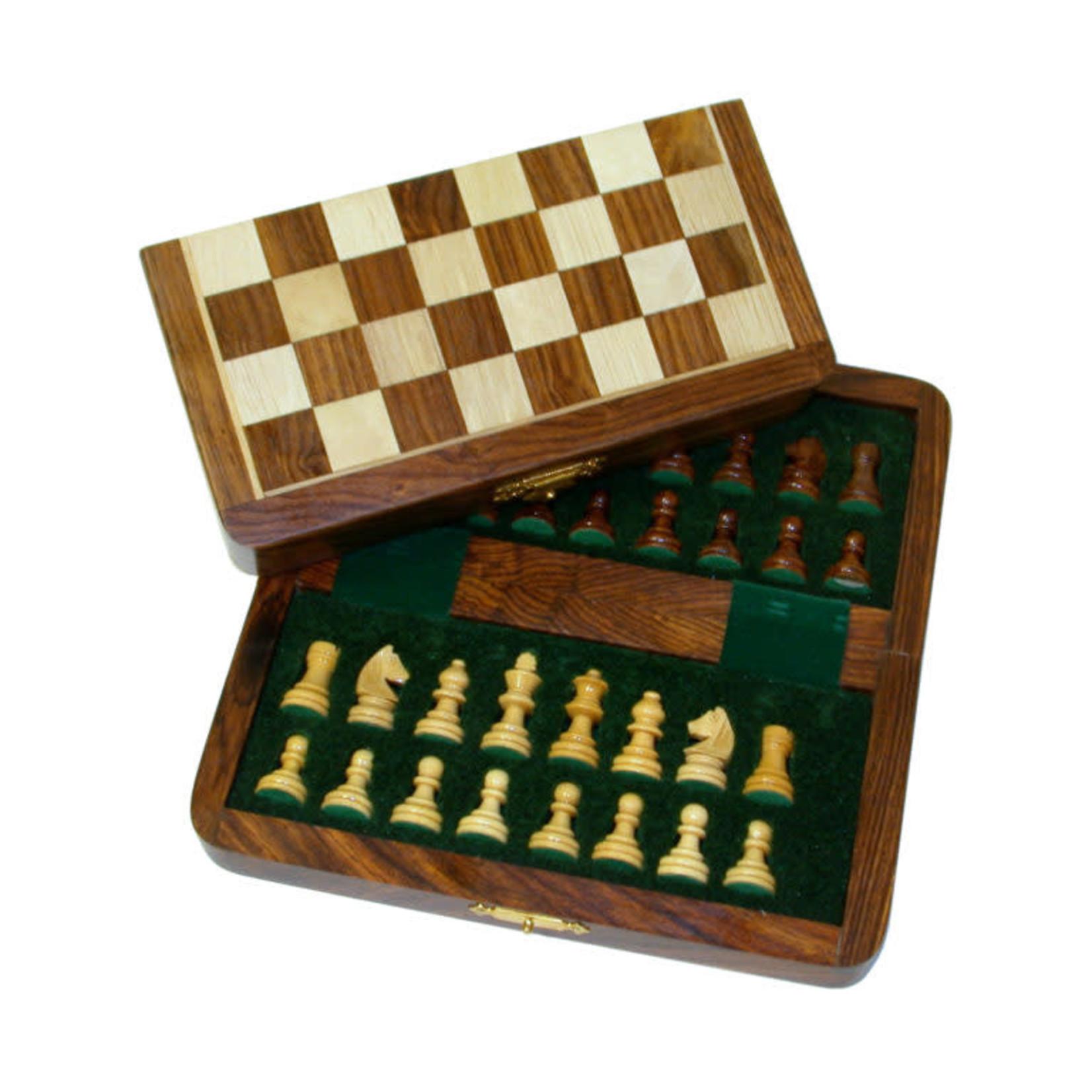 "Chess Set 7"" Magnetic Folding"