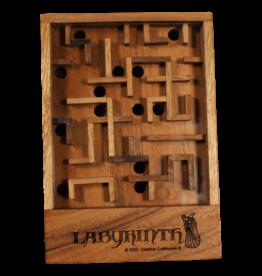 Labyrinth Maze Puzzle Box