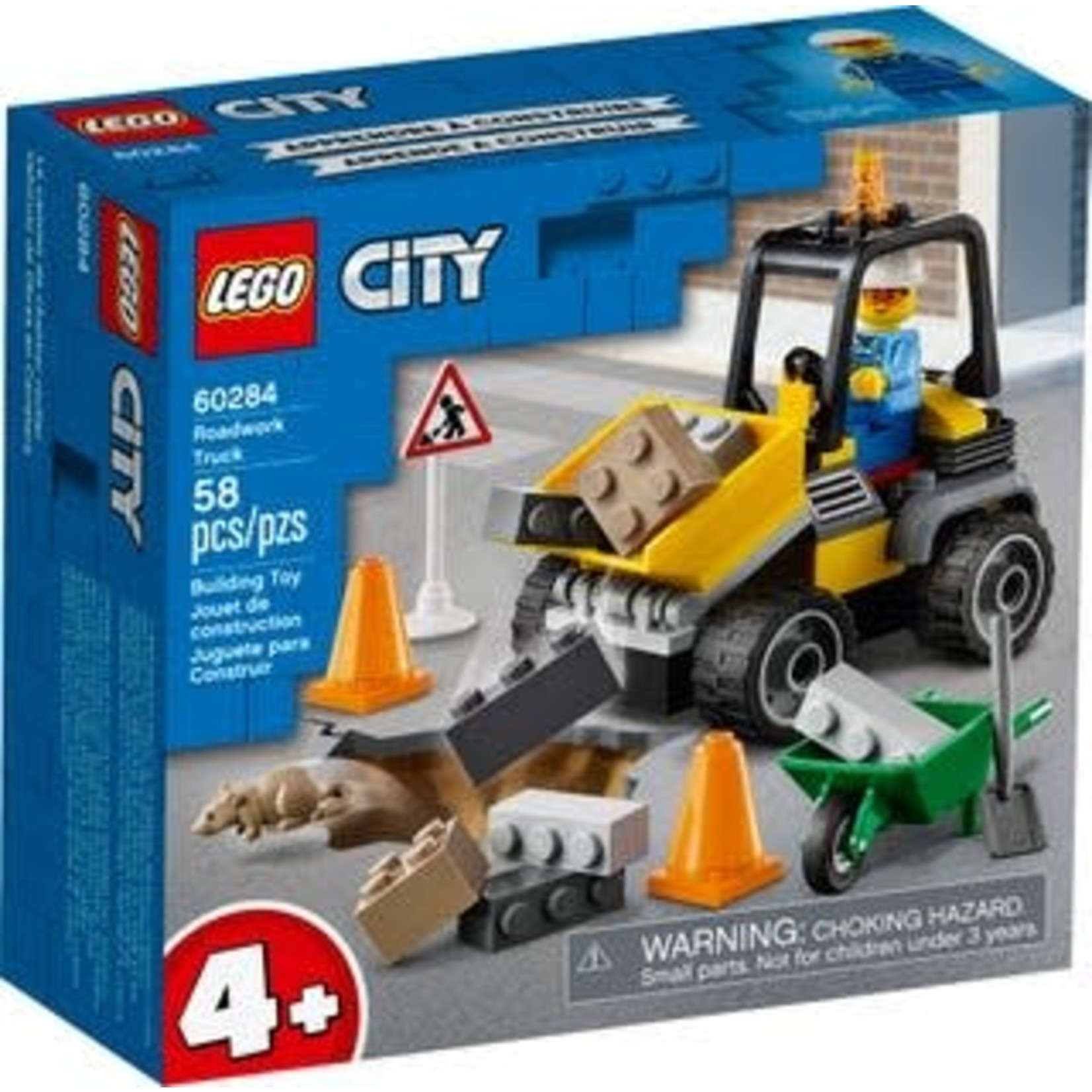 LEGO LEGO City Roadwork Truck