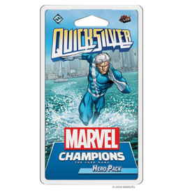 Fantasy Flight Games Marvel Champions LCG Hero - Quicksilver
