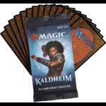 Magic: The Gathering MTG Kaldheim Draft Booster Pack