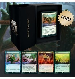 Magic: The Gathering MTG Secret Lair: Happy Yargle Day! Foil Edition
