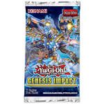 Yu-Gi-Oh! Yu-Gi-Oh! Genesis Impact Booster Pack