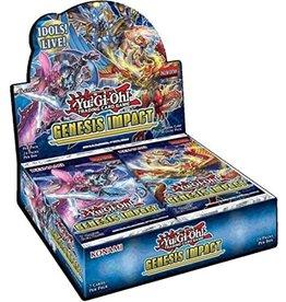 Yu-Gi-Oh! Yu-Gi-Oh! Genesis Impact Booster Box
