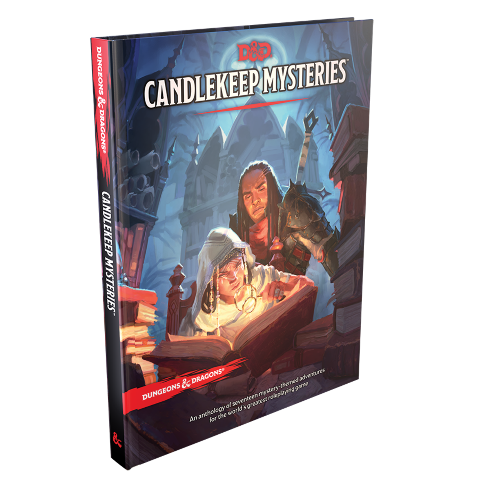Dungeons & Dragons Dungeons & Dragons 5th Edition: Candlekeep Mysteries (Regular Cover)