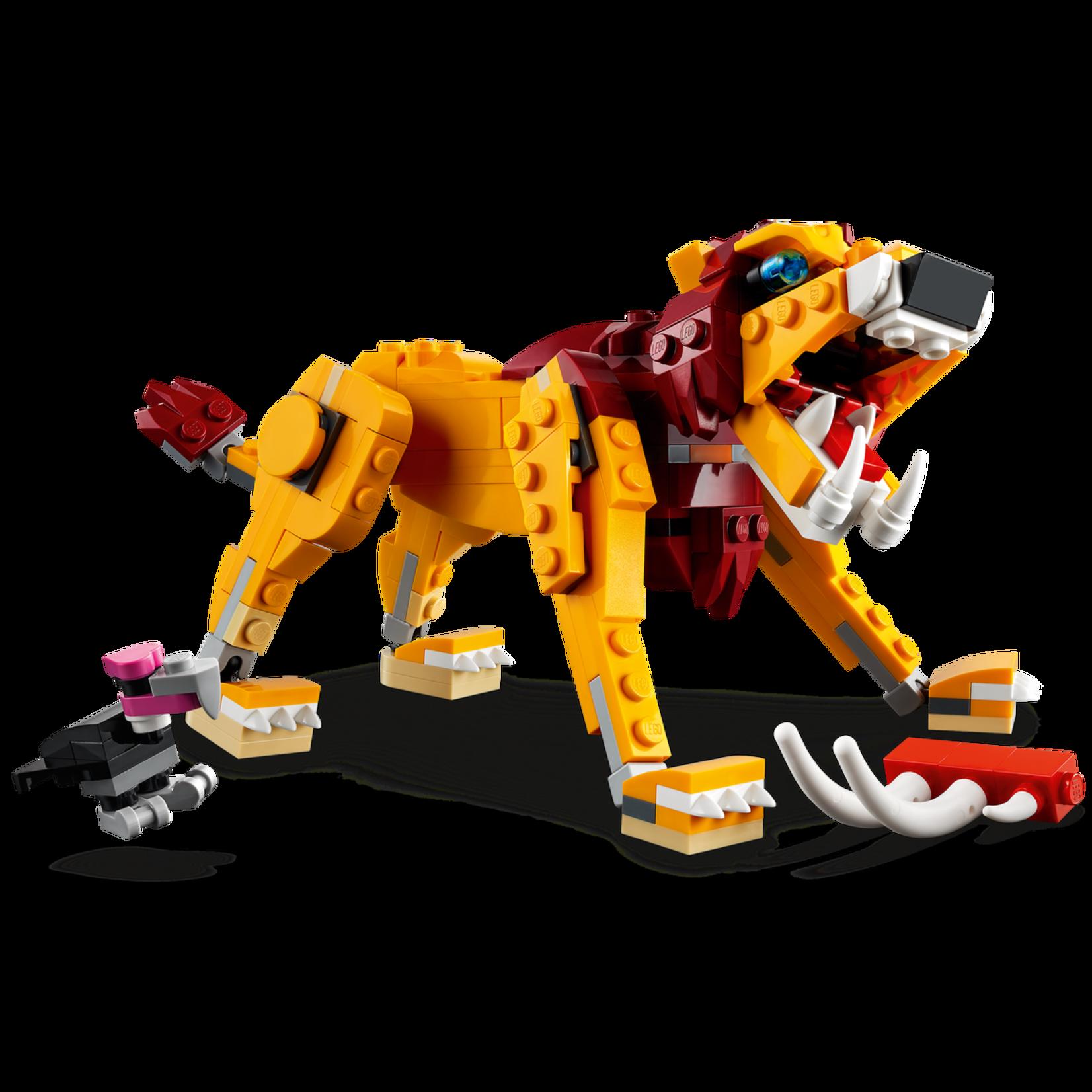 LEGO LEGO Creator: Wild Lion