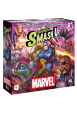 The Op Games | usaopoly Smash Up: Marvel