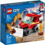 LEGO LEGO City: Fire Hazard Truck