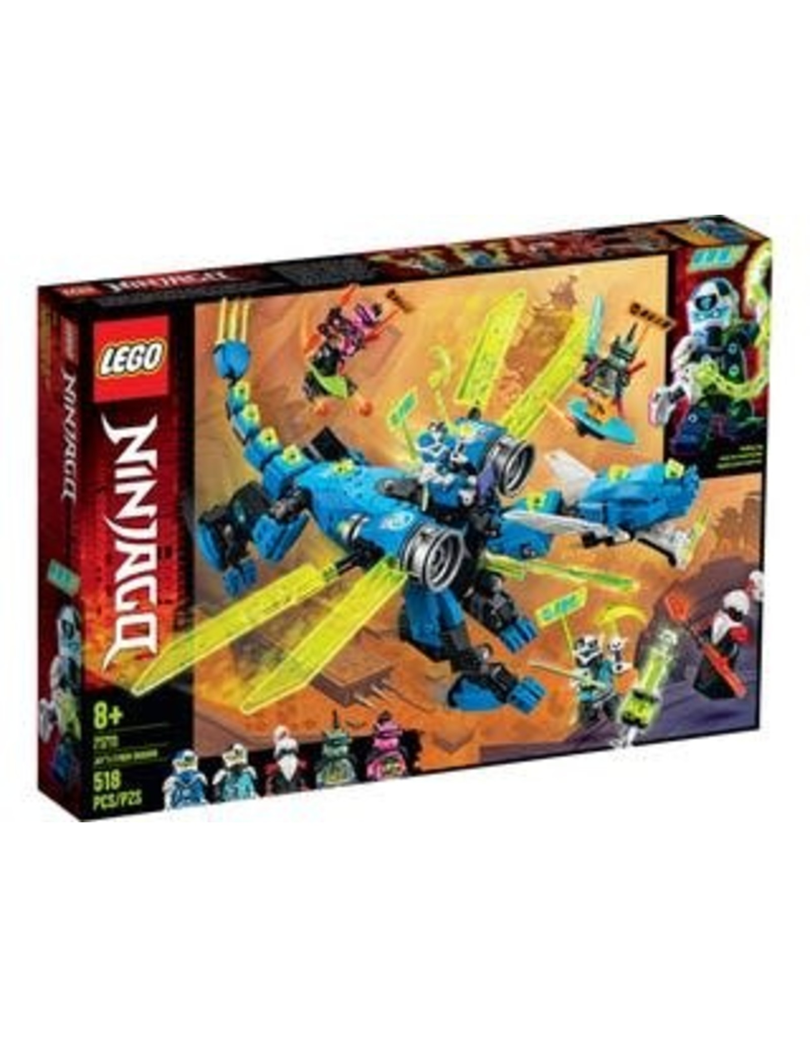 LEGO LEGO Ninjago Jay's Cyber Dragon