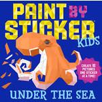 Workman Publishing Paint by Sticker Kids Under the Sea