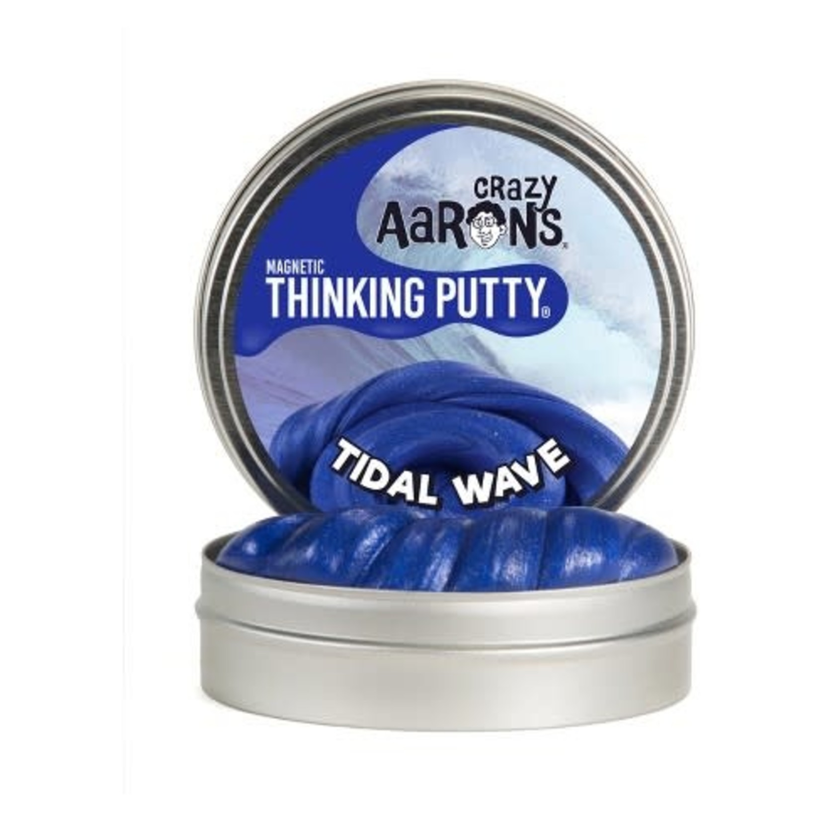 """Thinking Putty 4"""" Tidal Wave"""