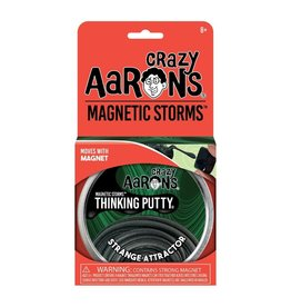 """Crazy Aarons Thinking Putty 4"""" Strange Attractor"""