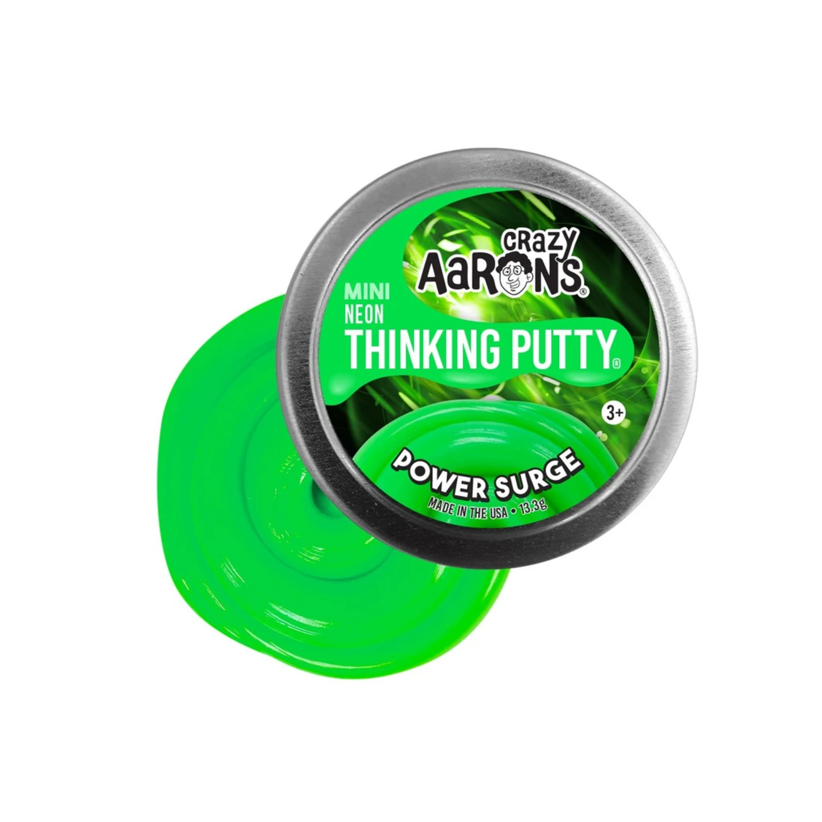 """Crazy Aarons Thinking Putty: Power Surge (2"""")"""