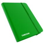Gamegenic Casual Binder: 8-Pocket Green