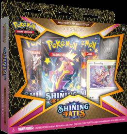 Pokémon Pokémon Shining Fates Mad Party Pin Collection (Bunnelby)
