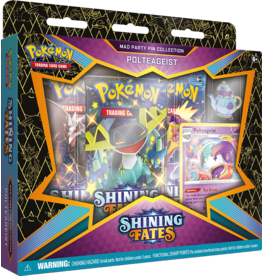 Pokémon Pokémon Shining Fates Mad Party Pin Collection (Polteageist)