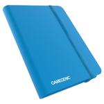 Gamegenic Casual Binder: 8-Pocket Blue