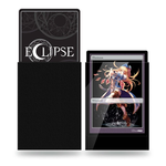 Ultra Pro Card Sleeves: Small Eclipse Gloss Jet Black (60)