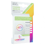 Gamegenic GameGenic Matte Card Sleeves: Standard American (50)