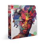 Eeboo Angela by Matt Small - 1000 Piece Jigsaw Puzzle