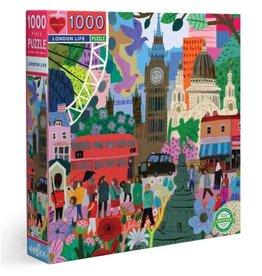 Eeboo London Life 1000p