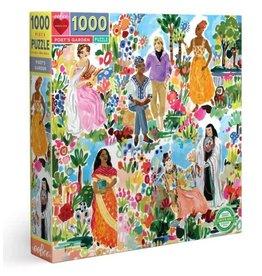 Eeboo Poet's Garden 1000p