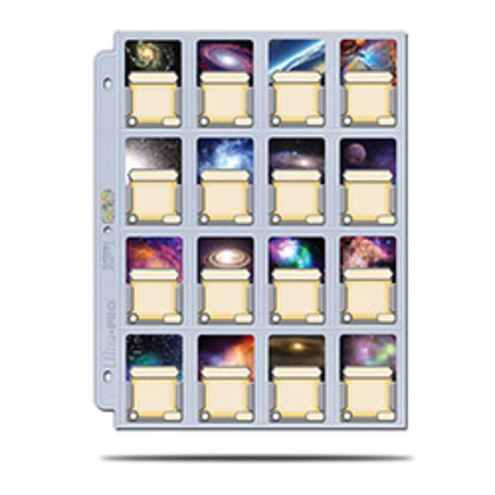Ultra Pro  Ultra Pro Holo Box: 16 Pocket Pages
