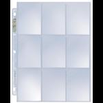 Ultra Pro Ultra Pro Holo Box: 9 Pocket Pages (Fits Standard Size Cards)