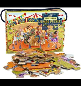 Little Likes Kids Joyful Carousel Jumbo 24p
