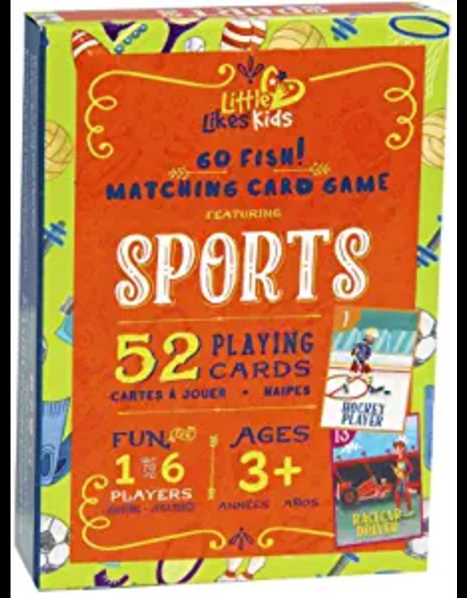 Little Likes Kids Go Fish! Sports