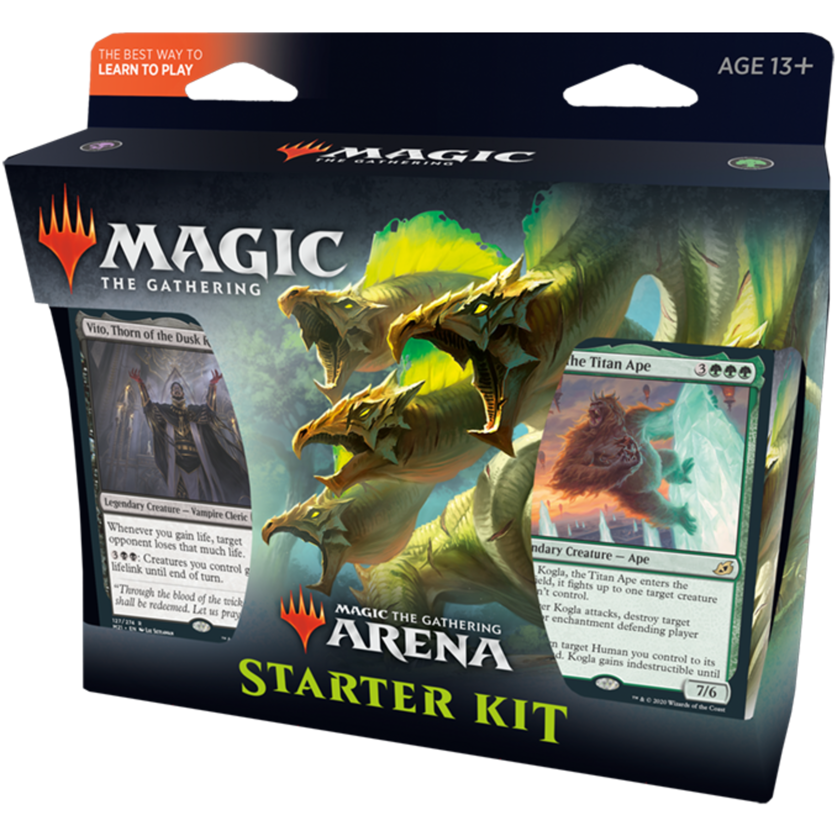 Magic: The Gathering Magic: The Gathering Arena Starter Kit