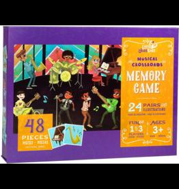 Little Likes Kids Memory Match Game: Musical Crossroads